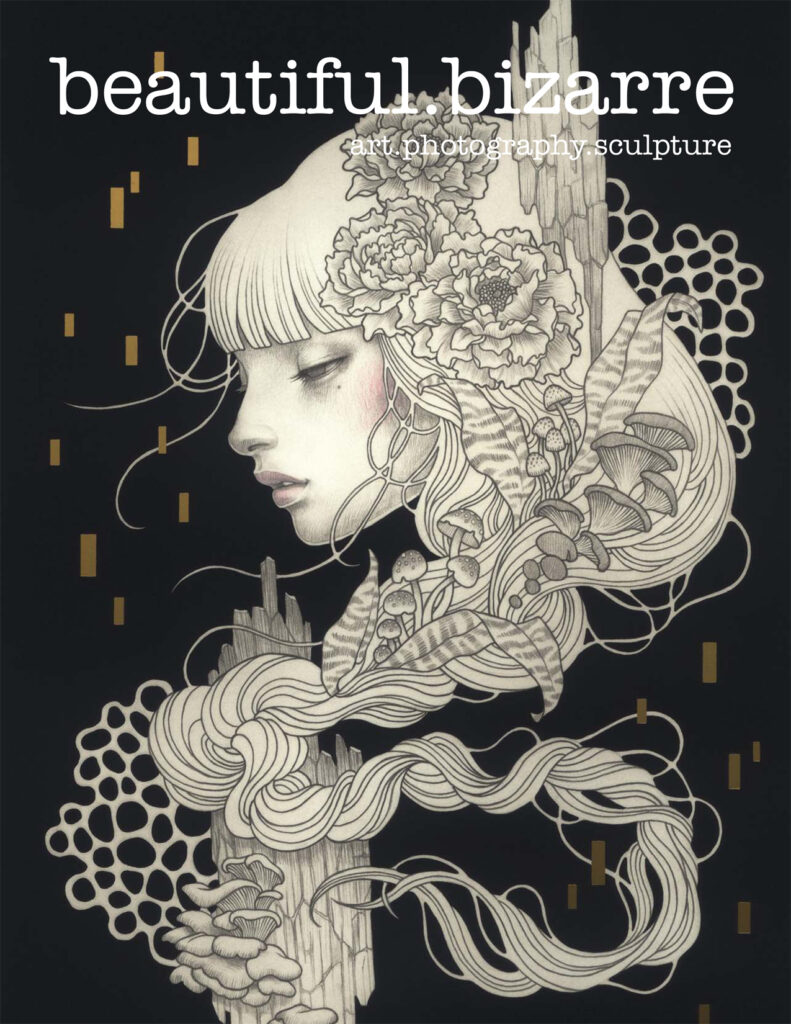 beautiful bizarre magazine December issue