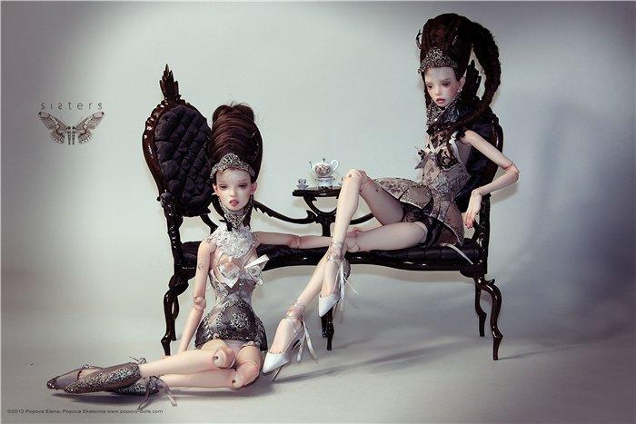 Как сделать шарнирную куклу из папье маше фото 877