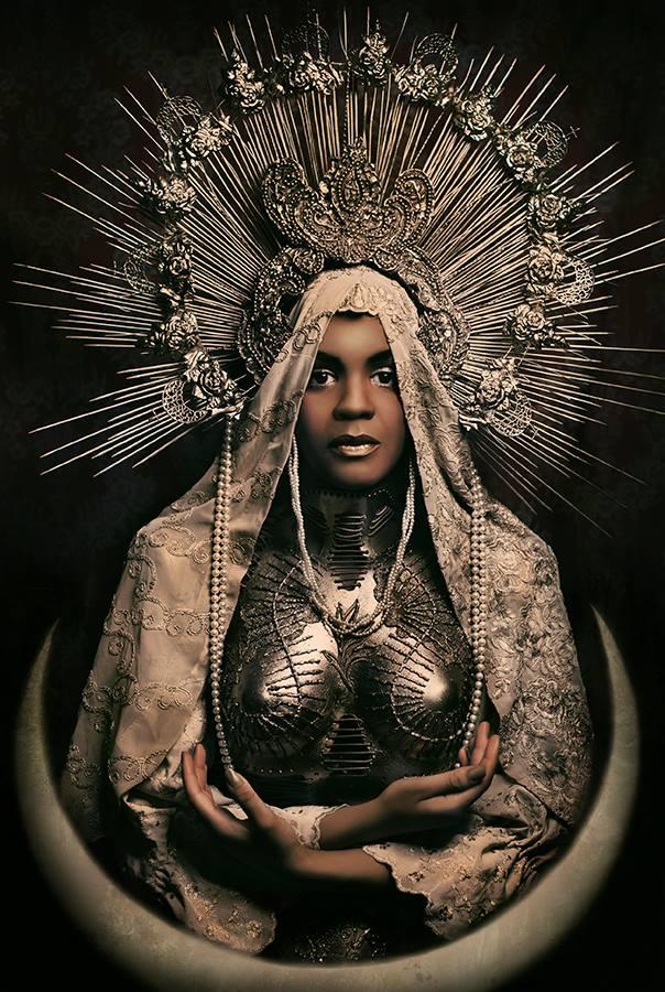 Katarzyna_Konieczka_Black_Madonna_BeautifulBizarre