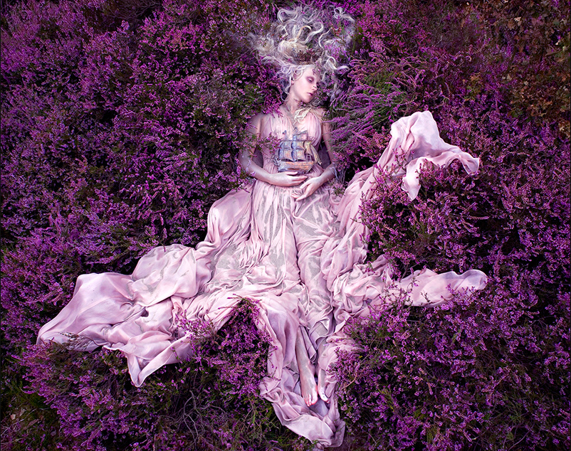 Kirsty_Mitchell_Lavender_Wonderland_Series_BeautifulBizarre
