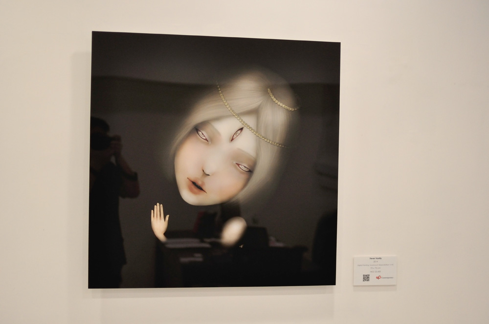 Sonya Fu - Autumn Dreams - Solo Exhibition at AP Contemporary Gallery in Hong Kong