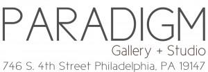 Paradigm Gallery_Logo