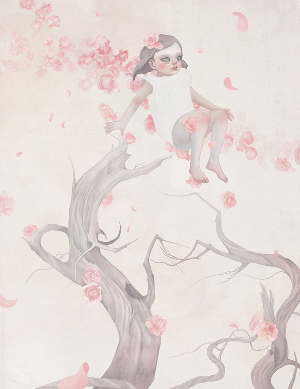 Hsiao Ron Cheng Illustration 008