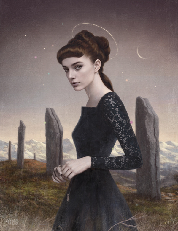 tom bagshaw, chg circa, dreamlands