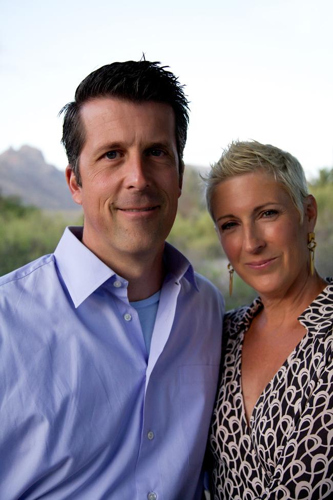Scott Baker And Mary Ann Hesseldenz @ Baker Hesseldenz Fine Art Gallery In  Tucson, Arizona