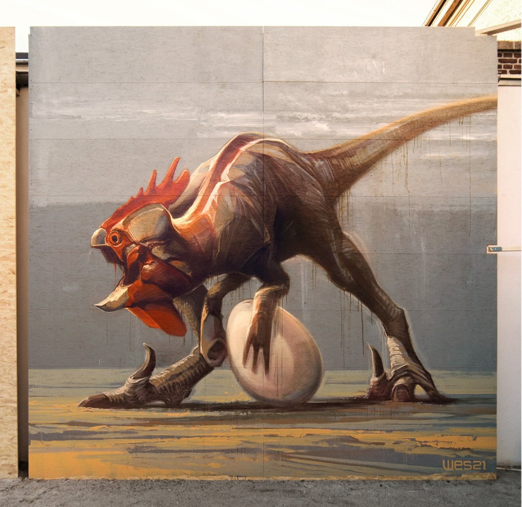 DINO_wall