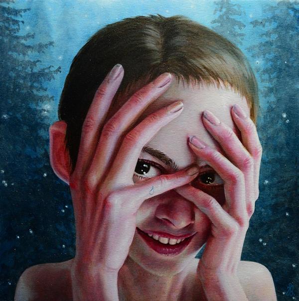 Jana Brike Painting 003