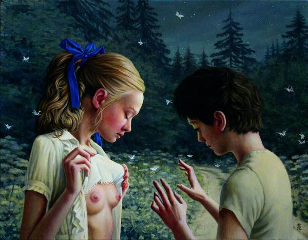 Jana Brike Painting 006