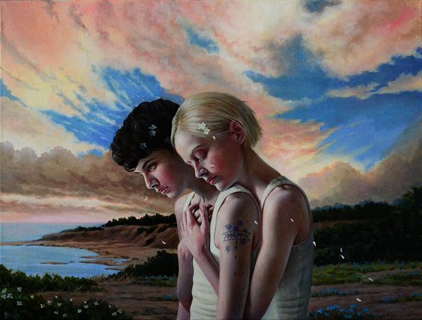 Jana Brike Painting 008