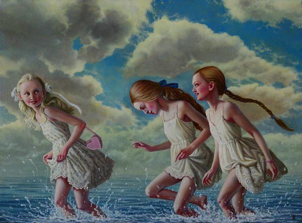 Jana Brike Painting 009