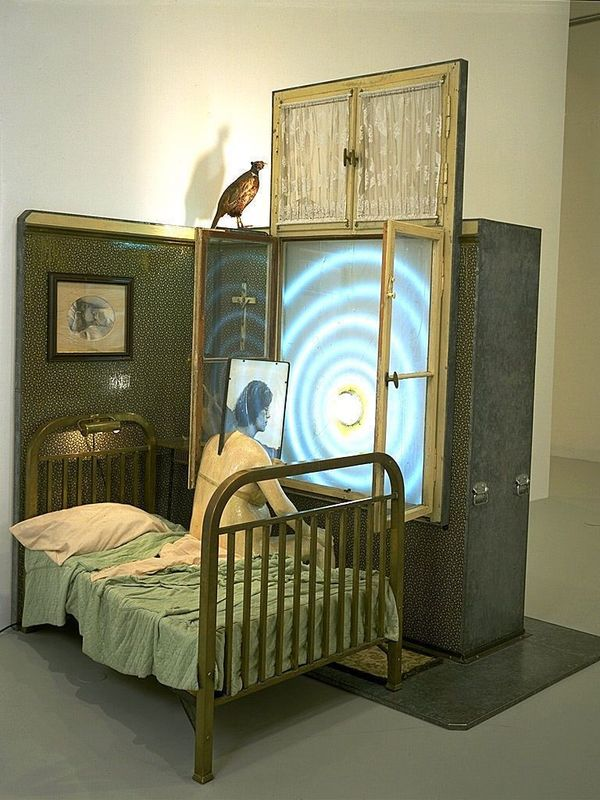 edward kienholz is he an artist Edward kienholz was an american installation artist and assemblage sculptor whose work was highly critical of aspects of modern life.