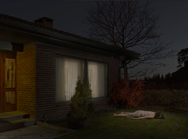 'Late Night' - Vignettes by Ole Marius Joergensen - An interview with beautiful.bizarre