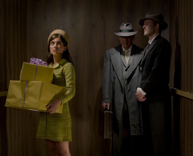 """Elevator Music"" - Peeping Tom by Ole Marius Joergensen - An interview with beautiful.bizarre"