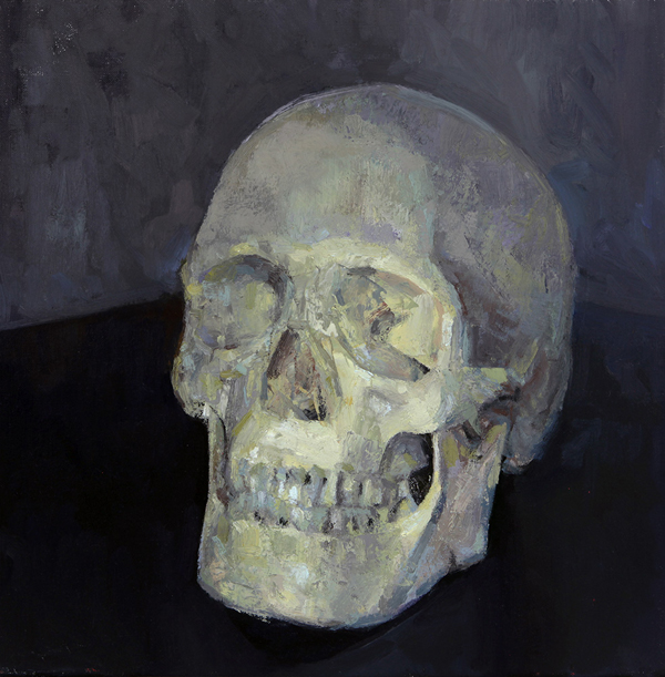 """Skull 01"" by Joe Forkan"