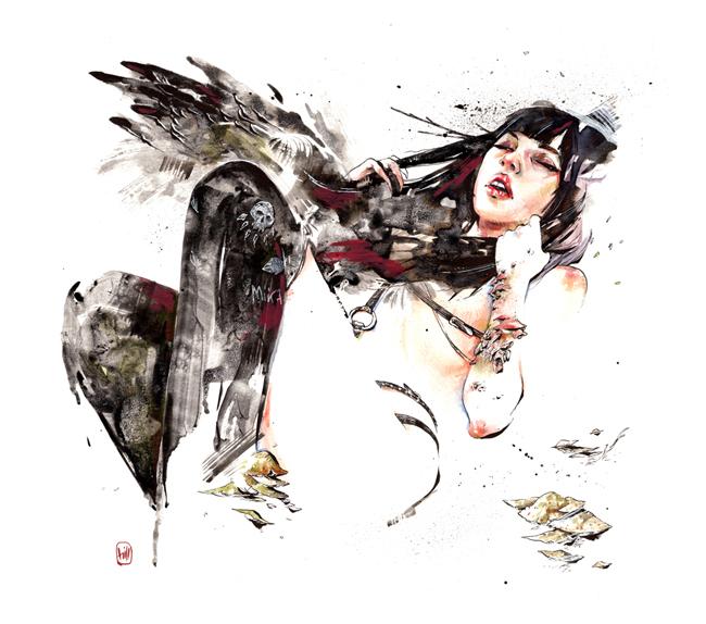 saucy_female_figures_of_chuma_hill_beautifulbizarre12
