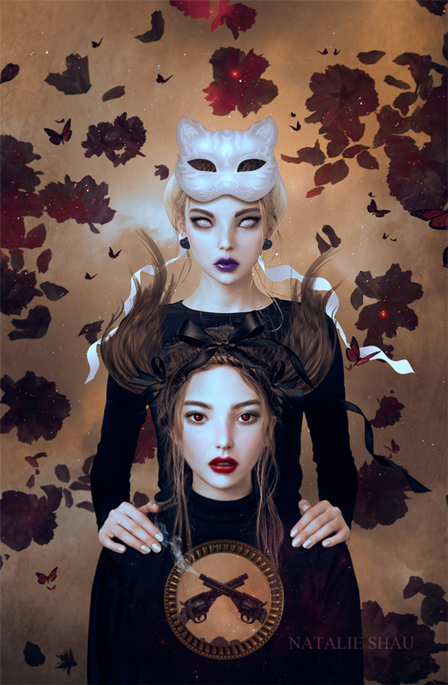 """Gunpowder Kiss"" by Natalie Shau 