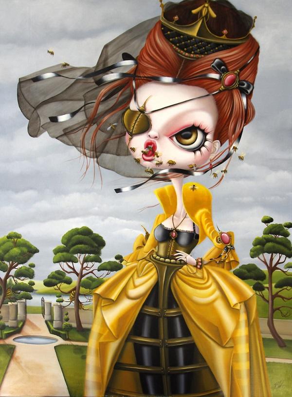 MarieLarkin_The-Bee-Charmer_beautifulbizarre_12