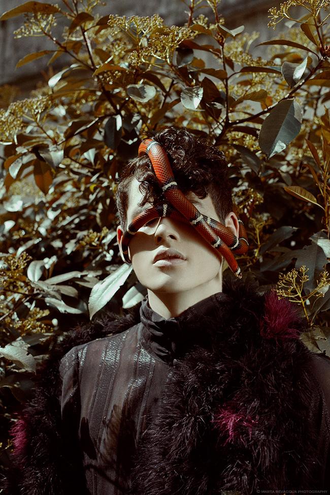 Beautiful Bizarre Photogasm: Marta Bevacqua