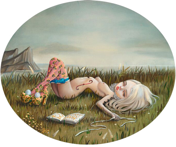 Kukula x Haven Gallery @ SCOPE Miami 2016 booth C13 - via beautiful.bizarre