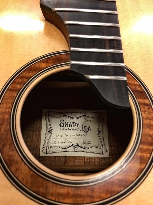 shady lea guitars