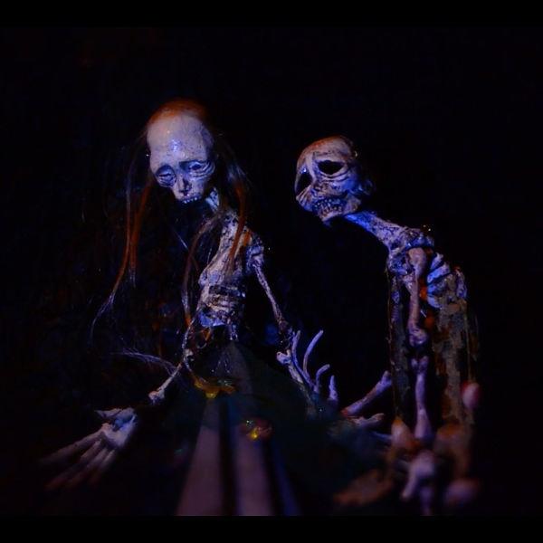 handsome devils puppets