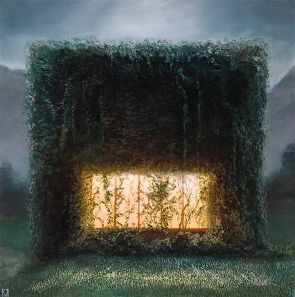 Kirsten Sivyer Bluethumb Art Prize