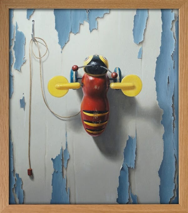 Bluethumb Art Prize Daevid Anderson
