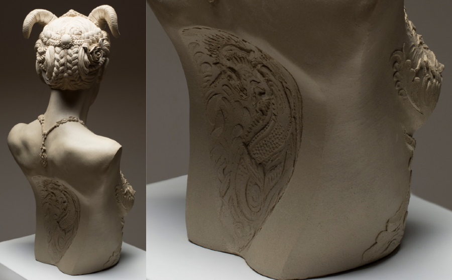 Kristine Poole Colin Poole Contemporary Sculpture