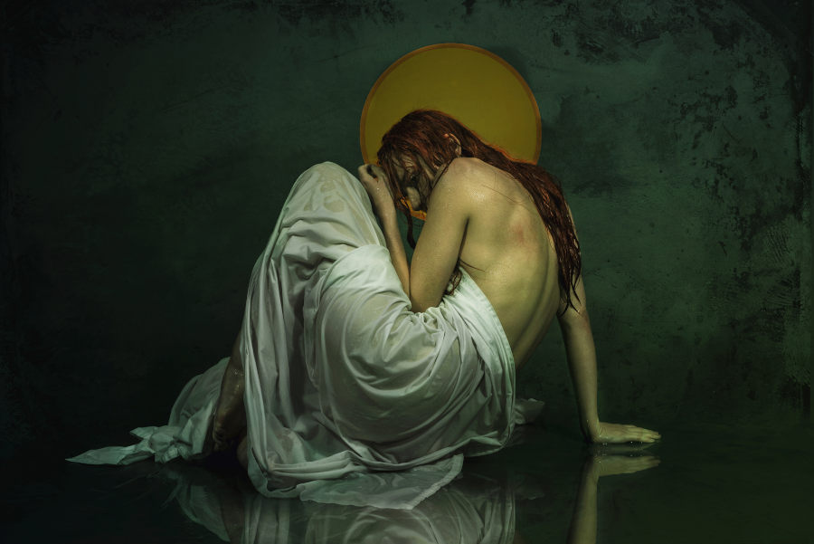 Deidra Leigh Kling topless female