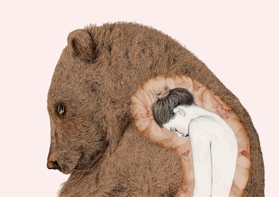 Gabriella-Barouch-Her-Bear